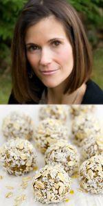 KissLemmonRecipe Lemon balls vegan raw food recipe