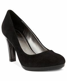 Anne Klein Shoes, Clemence Platform Flex Pumps