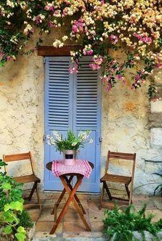 Outdoor Rooms, Outdoor Gardens, Outdoor Living, Outdoor Furniture Sets, Outdoor Decor, Outdoor Seating, Garden Furniture, Furniture Decor, Porches