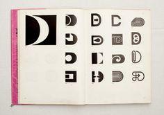 025.jpg (1600×1130)  TRADE MARKS & SIMBOLS Volume 1: Alphabetical Designs | YASABURO KUWAYAMA #logo #design #Inspiration #graphic #shape #best #awesome #typography #best #pactice