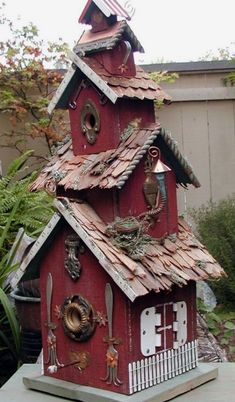 To Do:  Use my trowel door knocker on tree stump fairy house.