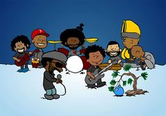 The ROOTS. Schulz Museum according to Hectah Arias. — with Frank Knuckles, Black Thought, Ahmir Khalib Thompson, Kirk Lloyd Douglas, Kamal Gray and James Poyser. Arte Hip Hop, Hip Hop Art, Neo Soul, Hip Hop And R&b, Afro Art, African American Art, My Black Is Beautiful, Pics Art, My Favorite Music