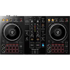 Controladora Pioneer DJ Ddj 400 Rekordbox 2 Canais Preto no Shoptime Pioneer Dj Controller, Learn To Dj, Style Club, Pioneer Ddj, Digital Dj, Serato Dj, Dj Setup, Professional Dj, Dj Gear
