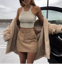 Lovely Outfit Ideas Trendy To Update Your Dressing outfit ideas trendy, Women's fashion Mode Outfits, Girl Outfits, Fashion Outfits, Fashion Belts, Fashion Ideas, Fashion Clothes, Style Clothes, Fashion Tips, Fashion Shoes