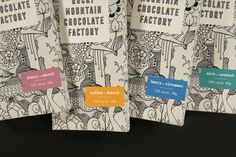 "Check out this @Behance project: ""Rocky Mountain Chocolate Factory Rebranding"" https://www.behance.net/gallery/51784241/Rocky-Mountain-Chocolate-Factory-Rebranding"