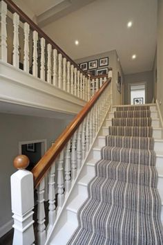 Edwardian House refurbishment in Oxford | Riach Architects, Oxford | Award Winning Architects in Oxfordshire, UK #hallwayideasentrance