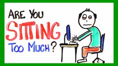 Are you sitting too much? http://socialbuzzjournal.com/are-you-sitting-too-much-video/