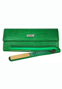 """1"""" Emerald Green Limited Edition Chi    It's totally me!  GREEEEEN! Chi Hair Straightener, Chi Hair Products, Good And Cheap, Great Hair, Emerald Green, Hair Styles, Iron, Touch, Hair Plait Styles"""