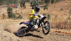 A4DE | Daniel Milner won his third Australian Four Day Enduro Championship in a row for CDR Yamaha http://www.mcnews.com.au/a4de-2014-results-report/