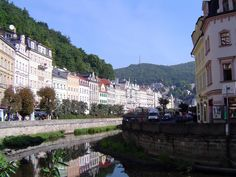 **Karlovy Vary (day trip from Prague) - Czech Republic Day Trips From Prague, Prague Czech Republic, Online Tickets, Hot Springs, Trip Advisor, Paris Skyline, Attraction, Castle, Travel