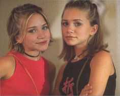 Ashley Mary Kate Olsen, Ashley Olsen, Michelle Tanner, Olsen Twins Style, Olsen Sister, Cute Hairstyles For School, Black Taps, Aesthetic Hair, Insta Photo Ideas