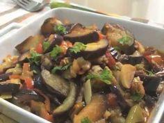 Receta de Berenjenas Guisadas - Divina Cocina