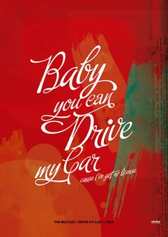 Drive My Car.  The Beatles. Yesterday...and Today 1966