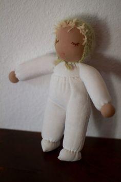 Waldorf Baby Doll von RunaTare auf Etsy