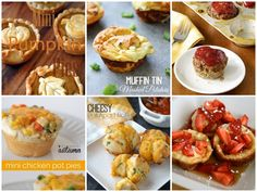 Muffin Tin Recipes – Easy Recipes