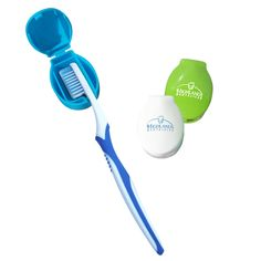 HC52TB – Toothbrush Travel Holder. FDA certified. Plastic travel holder is made with food safe material. Adheres to wall or mirror with suction cup on the back side. Promotional Products.