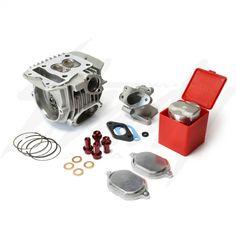 Koso 170cc Big Bore kit with 4 Valve Cylinder Head kit - Honda Grom MSX 125