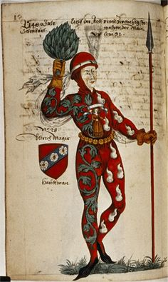 c. 1590 - 1640 Nuremberg Shrovetide Carnival