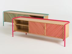 """Lanzavecchia + Wai's updated PLAYplay collection features bright clashing sections and """"huggable"""" furniture"""