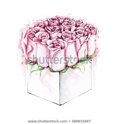 Find Watercolor Illustration Roses Gift Box stock images in HD and millions of other royalty-free stock photos, illustrations and vectors in the Shutterstock collection.