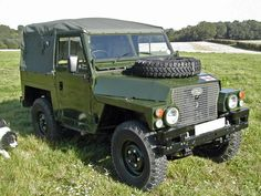 1980 Land Rover Series 3 Military Lightweight