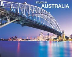 Everything You Need to Know regarding Studying in Australia at http://www.eeais.com/australia.htm