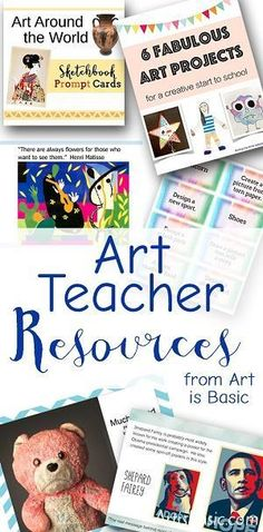 I'm back with another list of 25 more of my favorite art books! Be forewarned, this is a long post. I have given you extra details about the books and some ideas to spark your lesson planning. It is no secret that I love children's books. Previously, I wrote a list of 25 amazing art books which I like to use in my art classroom. This has been one of my most viewed posts. Since then, I have discovered some … Read more... →