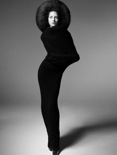 loveisspeed.......: Black by Steven Meisel...