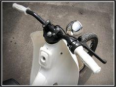 Visit the post for more. Honda Cub, Motos Honda, Bobber Motorcycle, Motorcycles, Mini Bike, Custom Bikes, Motorbikes, Cubs, Scooters