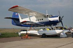 AN2 Floatplane