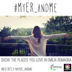 """If you were asked what places in #EmiliaRomagna are most relevant for you, which images would pop up to your mind? With the new #Instagram #contest #myER_andMe show us """"your"""" #EmiliaRomagna, depicted in the places that make your heart beat, and become the ambassador of this beautiful """"Land with a Soul""""!"""