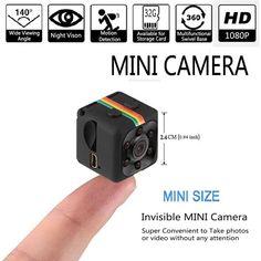 Car & Truck Parts Efficient 1x Car Suv Hidden Camera Hd 1080p Camcorder Night Vision Mini Dv Video Recorder