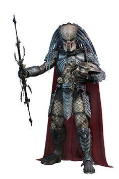 Figura Elder Predator | Merchandising Películas Blog