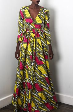 NEW The Diana Maxi Dress Choose Sleeve Style/ CUSTOM by DEMESTIK