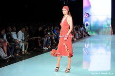Claudia Bertolero, diseñadora Peruana en el Miami Fashion Week 2016