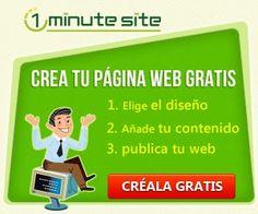 AdiccionWeb: 1 Minute Site: Crea tu Pagina Web Gratis