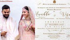 Here's everything you need to know about Virat Kohli-Anushka Sharma's wedding reception