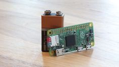 The Raspberry Pi Zero Is a $5 Computer the Size of a Stick of Gum