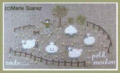 Saute petit Mouton - Marie's Passion