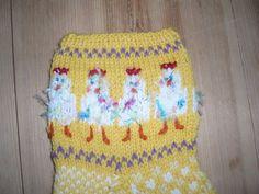 Easter socks