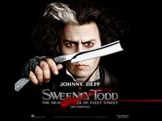 Sweeny Todd... I must own this movie!!!