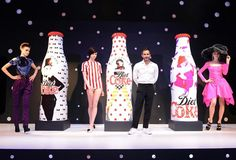 Marc Jacobs Designs Diet Coke Bottles. Finally!
