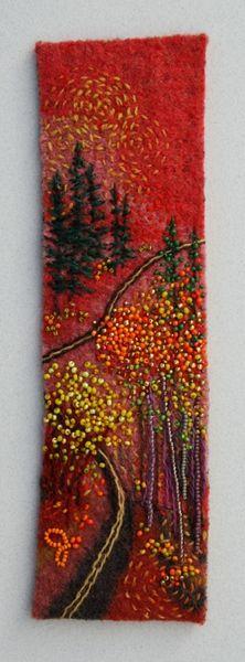 вышивка бисером Bead Painting- Джо Вуд (Jo Wood)