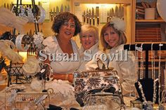 Our preview party at Williams-Sonoma at the Bellevue on August 1, 2012.  Thank you Susan Scovill for the great piece!