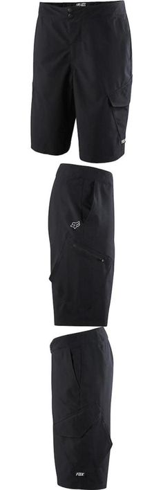 Shorts 177853: Fox Head Ranger Cargo 12 Mountain Bike Mtb Cycling Shorts W Liner Size 36 New -> BUY IT NOW ONLY: $49.49 on eBay!