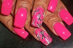 Be aware! by amurphy105 - Nail Art Gallery nailartgallery.nailsmag.com by Nails Magazine www.nailsmag.com #nailart