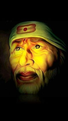 "One of his most famed sayings was ""God is the Owner of us All"". Take a look at most stunning Shirdi Sai Baba Images in HD here. Lord Hanuman Wallpapers, Lord Shiva Hd Wallpaper, Ganesh Wallpaper, Ganesha Pictures, Ganesh Images, Sai Baba Pictures, God Pictures, Sai Baba Hd Wallpaper, Watch Wallpaper"