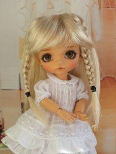 Добрый день! Решила продать парики, которые не подошли моим куклам по образу. Все парики производства Monique, новые, размера 5-6, в / 1 440р