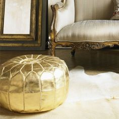 pandoraloves adding a touch of gold to the home interior
