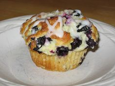 Lemon Blueberry Muffins Gluten Free | Gluten Free Recipe Cravings